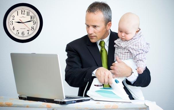 10 consejos para equilibrar la familia y el trabajo