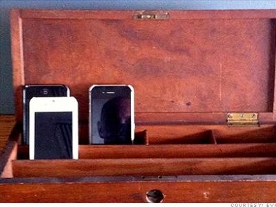 Cuando la tecnología nos separa