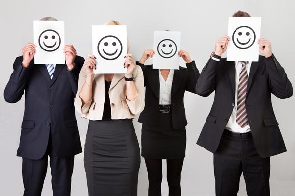 Empleado feliz, empleado eficiente